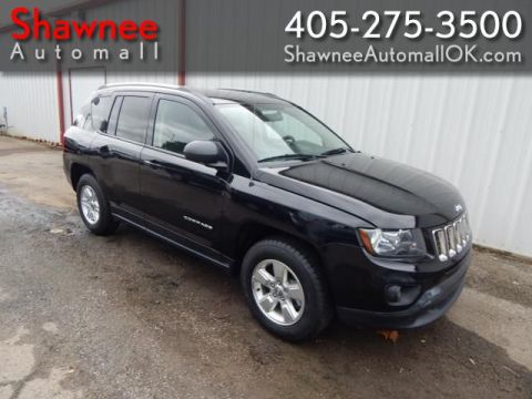 Pre-Owned 2015 JEEP COMPASS SPORT Front Wheel Drive UT