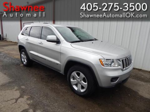 Pre-Owned 2012 JEEP GRAND CHEROKEE LAREDO  Rear Wheel Drive UT