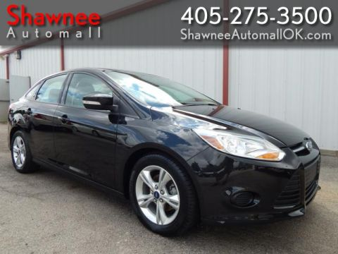 Pre-Owned 2014 FORD FOCUS SE Front Wheel Drive SD