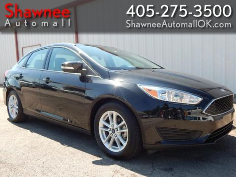 Pre-Owned 2015 FORD FOCUS  Front Wheel Drive SD