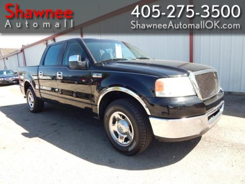 Pre-Owned 2008 FORD F150 SUPERCREW XLT Rear Wheel Drive PK