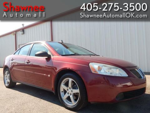 Pre-Owned 2009 PONTIAC G6 GT Front Wheel Drive SD