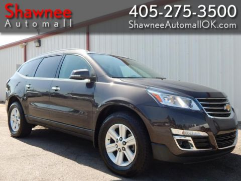 Pre-Owned 2014 CHEVROLET TRAVERSE LT All Wheel Drive UT