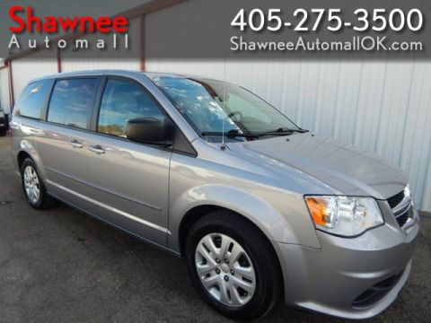 Pre-Owned 2015 DODGE GRAND CARAVAN SE  Front Wheel Drive PV