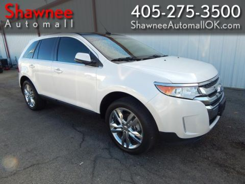 Pre-Owned 2012 FORD EDGE LIMITED  All Wheel Drive UT