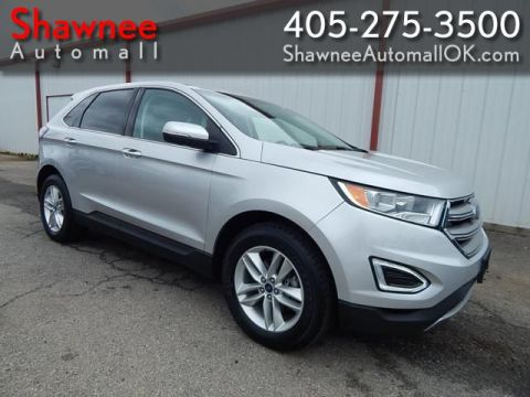 Pre-Owned 2016 FORD EDGE SEL Front Wheel Drive UT