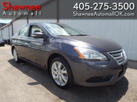 Pre-Owned 2014 NISSAN SENTRA  Front Wheel Drive SD