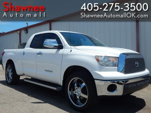 Pre-Owned 2009 TOYOTA TUNDRA  Rear Wheel Drive PK