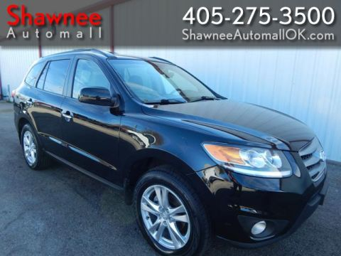 Pre-Owned 2012 HYUNDAI SANTA FE LIMITED  Front Wheel Drive UT