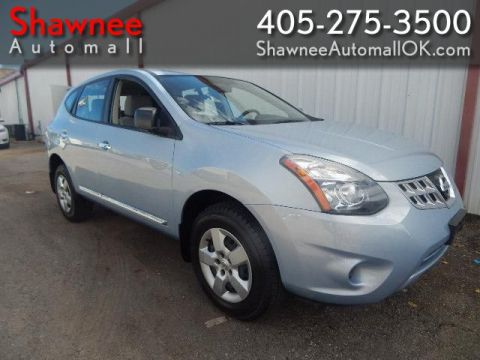 Pre-Owned 2014 NISSAN ROGUE SELECT S All Wheel Drive UT