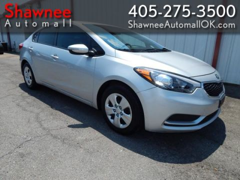 Pre-Owned 2015 KIA FORTE LX Front Wheel Drive SD
