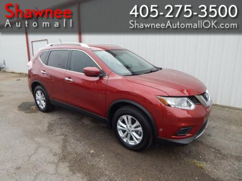 Pre-Owned 2016 NISSAN ROGUE SV Front Wheel Drive UT