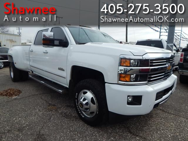 Pre-Owned 2016 CHEVROLET SILVERADO 3500 K3500 HIGH