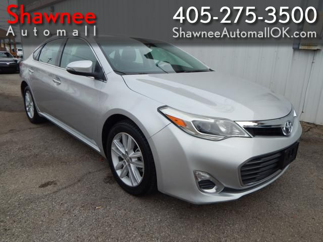Pre-Owned 2013 TOYOTA AVALON BASE