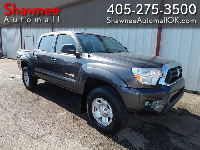 Pre-Owned 2012 TOYOTA TACOMA DOUBLE CAB PRERUNNER SR5