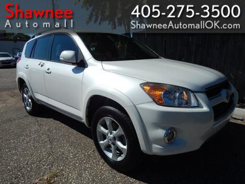 Pre-Owned 2011 TOYOTA RAV4 LIMITED Four Wheel Drive UT